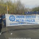 Mendoza: Metalúrgicos denuncian dos mil despidos