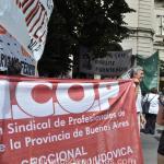 CICOP: médicos paran en los 80 hospitales bonaerenses