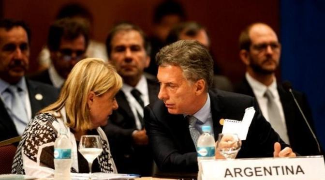 ONU: El Gobierno del Presidente Macri deberá responder por la represión a protestas sociales y por la detención de Milagro Sala