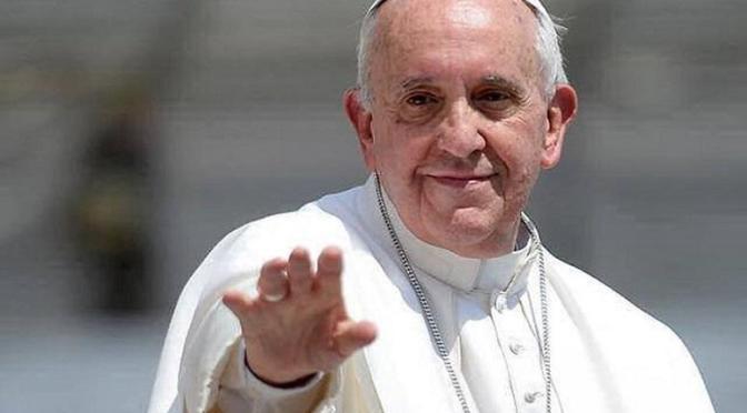 En el Día del Papa mi apoyo a Francisco