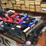 Morón: allanan armería que abastecía a bandas delictivas