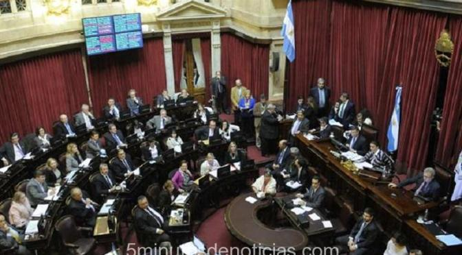 Senado: se aprobó la ley de pago a jubilados y blanqueo de capitales