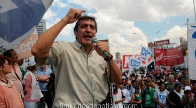 """ATE: convoca a """"un gran paro nacional"""" para agosto"""