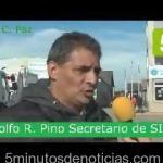 """Rodolfo Pino: """"Mario Ishii ha revolucionado la salud en José C. Paz"""""""