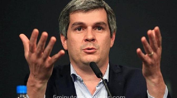 """Marcos Peña: """"no hay que pagar las facturas con aumentos"""""""
