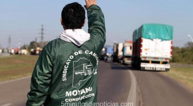 Pablo Moyano reclama regularización laboral de más de 500 choferes