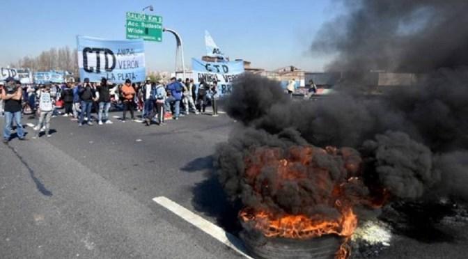 """Patricia Bullrich: """"las autopistas y los espacios federales no se toman …"""""""