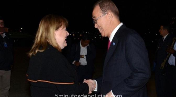 Piden a Ban Ki-Moon que intervenga por Milagro Sala