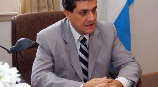 """Juez Arias se refirió al hallazgo de la granada y habló de """"atentado"""""""