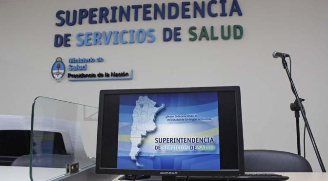 DENUNCIAN VACIAMIENTO EN LA SUPERINTENDENCIA DE SERVICIOS DE SALUD