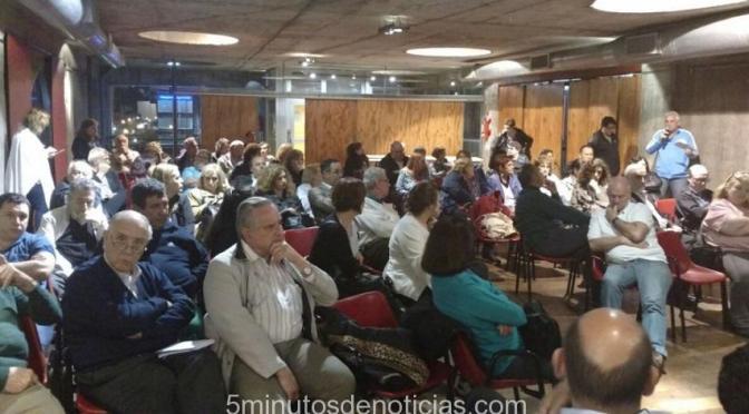 AMRA SECCIONAL CONURBANO NORTE EN ALERTA Y MOVILIZACIÓN