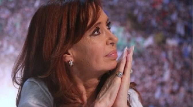 """LA EX PRESIDENTE CRISTINA FERNÁNDEZ DE KIRCHNER LANZA LA """"CFK"""""""