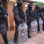 MERLO: DESBARATAN BANDA DEDICADA A LA VENTA DE DROGAS