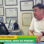 """""""PARA NOSOTROS, ISHII ES PERÓN"""""""