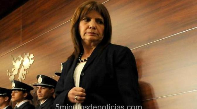 """PATRICIA BULLRICH: """"SE VIVIRÁ UN DICIEMBRE RE-TRANQUILO"""""""