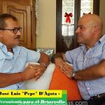 """PEPE D'ÁGATA: """"EN 2019 QUEREMOS SER UNA ALTERNATIVA SERIA DE GOBIERNO EN SAN MIGUEL"""""""