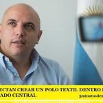 PROYECTAN CREAR UN POLO TEXTIL DENTRO DEL MERCADO CENTRAL