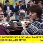 LOS DOCENTES BONAERENSES RECHAZAN LA OFERTA DE VIDAL Y PARAN ESTE MIÉRCOLES 14 DE JUNIO