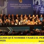ESTÁ EN ANÁLISIS QUÉ NOMBRE USARÁ EL PERONISMO EN LAS ELECCIONES