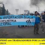 ADIDAS DESPIDIÓ 100 TRABAJADORES POR LA APERTURA DE IMPORTACIONES