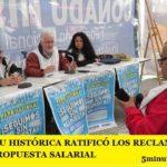 LA CONADU HISTÓRICA RATIFICÓ LOS RECLAMOS Y LA CONTRAPROPUESTA SALARIAL