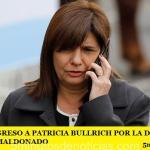 CITAN AL CONGRESO A PATRICIA BULLRICH POR LA DESAPARICIÓN DE SANTIAGO MALDONADO