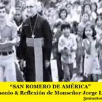 """SAN ROMERO DE AMÉRICA"""