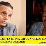 MARCELO PERETTA BUSCA IMPUGNAR LOS CONVENIOS FIRMADOS POR HÉCTOR DÁER