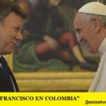 FRANCISCO EN COLOMBIA