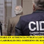 LA CIDH EXAMINARÁ EN AUDIENCIA PÚBLICA LAS VIOLACIONES A LOS DERECHOS LABORALES DEL GOBIERNO DE MACRI