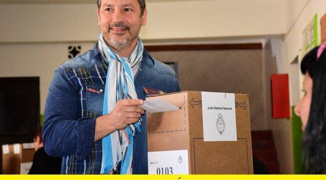 ELECCIONES 2017: GUSTAVO MENÉNDEZ Y CFK ARRASAN EN MERLO CON MÁS DE 50 PUNTOS