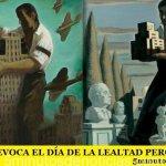 LA CGT EVOCA EL DÍA DE LA LEALTAD PERONISTA