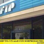 MONOTRIBUTO: UN 2018 CON SORPRESAS FISCALES