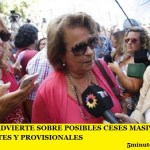 LA FEB ADVIERTE SOBRE POSIBLES CESES MASIVOS DE SUPLENTES Y PROVISIONALES
