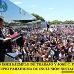MARIO ISHII EJEMPLO DE TRABAJO Y JOSÉ C. PAZ UN MUNICIPIO PARADIGMA DE INCLUSIÓN SOCIAL