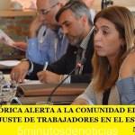 LA CONADU HISTÓRICA ALERTA A LA COMUNIDAD EDUCATIVA Y DICE NO AL PLAN DE AJUSTE DE TRABAJADORES EN EL ESTADO