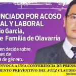 LA AJB CONVOCA A UNA CONFERENCIA DE PRENSA POR EL APARTAMIENTO PREVENTIVO DEL JUEZ CLAUDIO GARCÍA