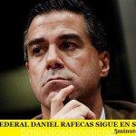 EL JUEZ FEDERAL DANIEL RAFECAS SIGUE EN SU CARGO