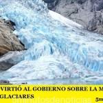 LA IGLESIA ADVIRTIÓ AL GOBIERNO SOBRE LA MODIFICACIÓN DE LA LEY DE GLACIARES