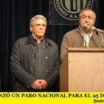 LA CGT LANZÓ UN PARO NACIONAL PARA EL 25 DE JUNIO