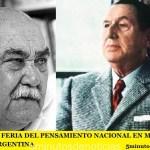 IMPERDIBLE FERIA DEL PENSAMIENTO NACIONAL EN MERLO, CUNA DEL ALMA ARGENTINA
