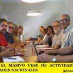CONTINÚA EL MASIVO CESE DE ACTIVIDADES EN LAS UNIVERSIDADES NACIONALES