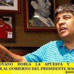 PABLO MOYANO DOBLA LA APUESTA Y VUELVE A ENFRENTAR AL GOBIERNO DEL PRESIDENTE MACRI
