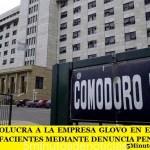 ASIMM DENUNCIÓ PENALMENTE A LA EMPRESA GLOVO POR PRESUNTO TRÁFICO DE ESTUPEFACIENTES