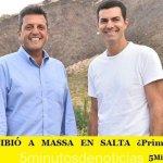 URTUBEY RECIBIÓ A MASSA EN SALTA ¿Primaria o Acuerdo Político?
