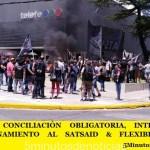 TELEFE: CONCILIACIÓN OBLIGATORIA, INTENTO DE DISCIPLINAMIENTO AL SATSAID & FLEXIBILIZACIÓN LABORAL