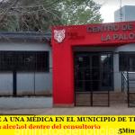 BRUTAL ATAQUE A UNA MÉDICA EN EL MUNICIPIO DE TIGRE: Paciente la golpeó y roció con alcohol dentro del consultorio
