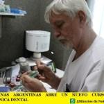 MALVINAS ARGENTINAS ABRE UN NUEVO CURSO DE MECÁNICA DENTAL