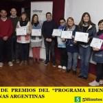 """ENTREGA DE PREMIOS DEL """"PROGRAMA EDENORCHICOS"""" EN MALVINAS ARGENTINAS"""