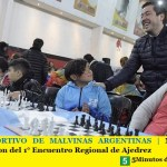 POLIDEPORTIVO DE MALVINAS ARGENTINAS | Mil chicos participaron del 1° Encuentro Regional de Ajedrez